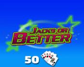 Jacks or Better 50 Hand