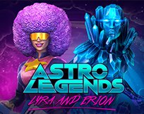 Astro Legends:Lyra and Erion