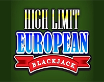 European Blackjack - High Limit