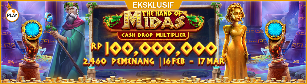 PP The Hand of Midas Cash Drop Multiplier